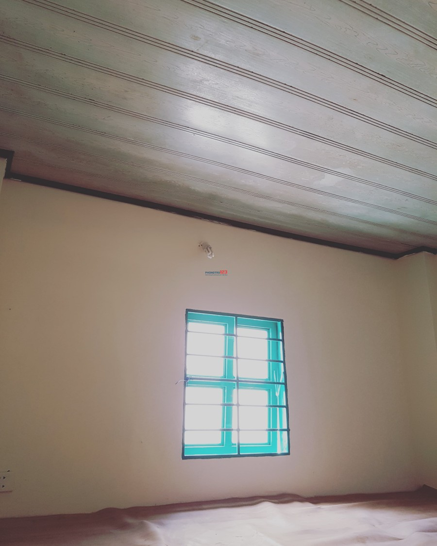 Cho thuê phòng chưa sử dụng tiện nghi chất lượng