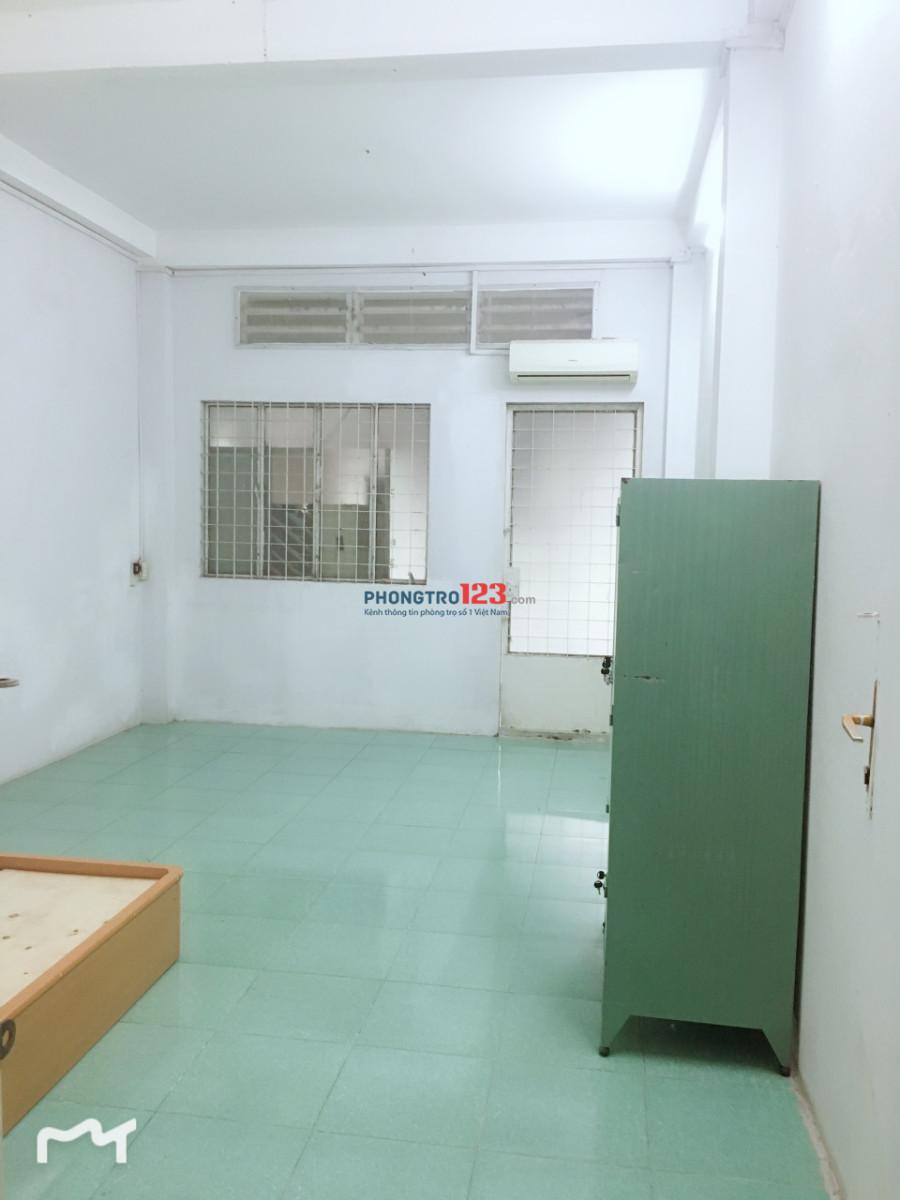 Cho thuê phòng riêng hai lối đi có ban công
