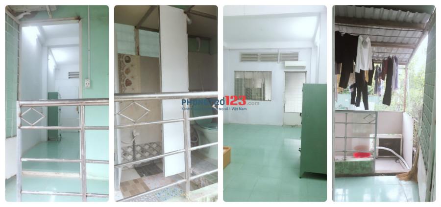 Phòng cho thuê Tân Bình-3tr/th-23m2