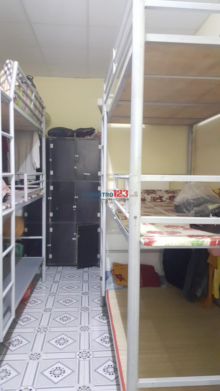 KTX tại 144 Nguyễn thị thập (gần KCX Tân thuận ) giá 450K