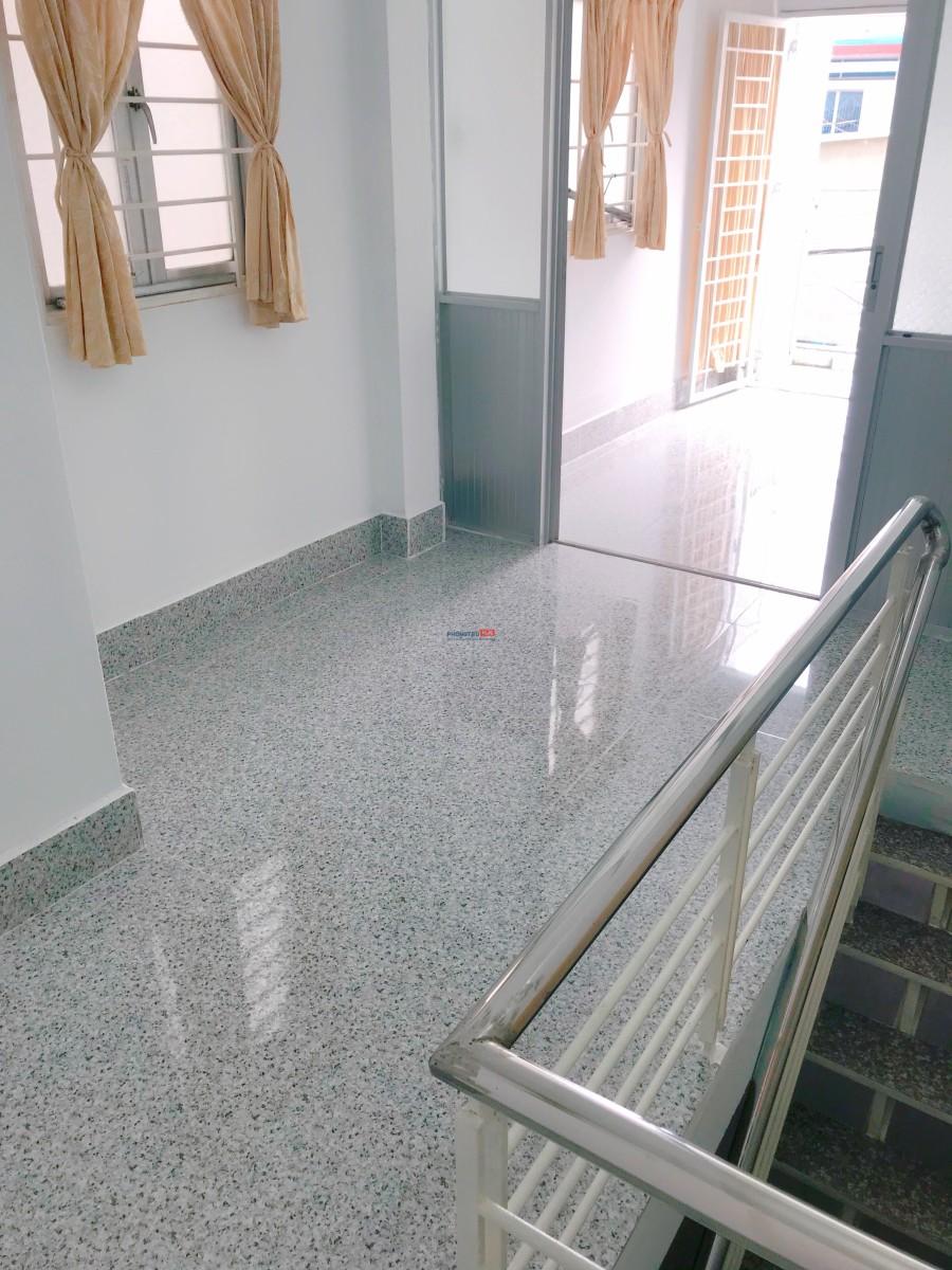 Nhà 1 trệt 1 lầu, Hẻm 853 Kinh dương Vương, Bình Tân, gần vòng Xoay An Lạc