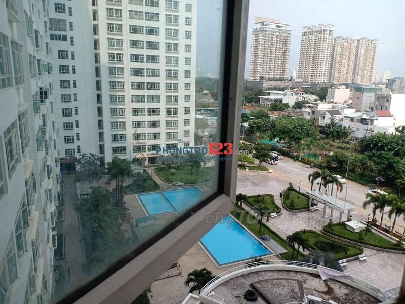 Cho thuê phòng trong căn hộ chung cư gần đại học Tôn Đức Thắng, Quận 7
