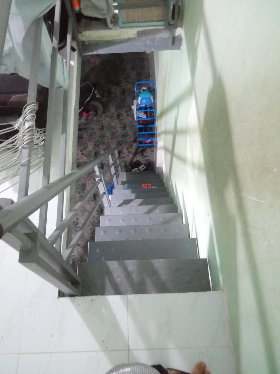 Cần nam ở ghép phòng trọ tại phường Tân Hưng quận 7