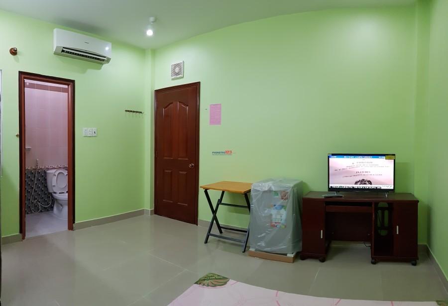 Phòng cho thuê tiện nghi, an ninh, sạch sẽ gần Galaxy Kinh Dương Vương, quận 6