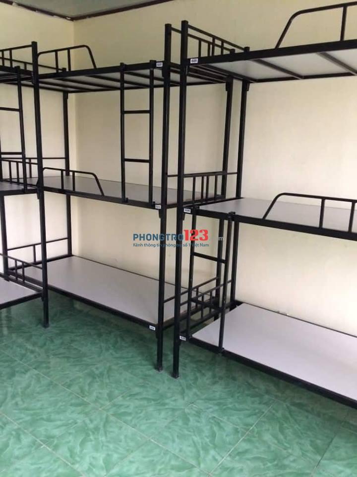 Kí túc xá cho thuê quận Phú Nhuận, 450k/tháng có máy lạnh