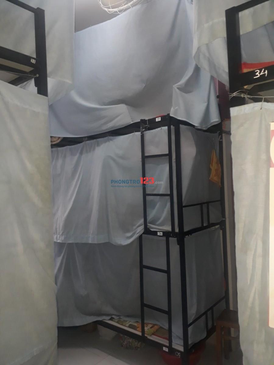 Cho thuê KTX máy lạnh 450k/ tháng ở xô viết nghệ tĩnh  bình thạnh