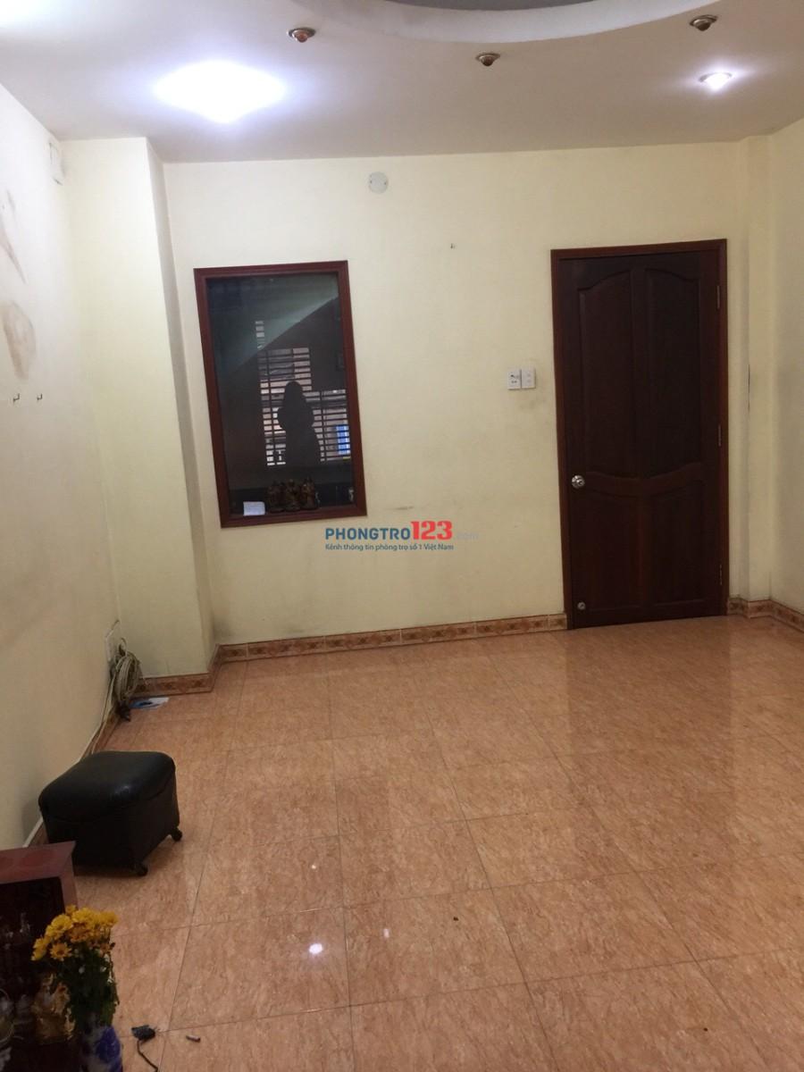Cho thuê phòng nhà 89 Nguyễn Hồng Đào, P.14, Q.Tân Bình