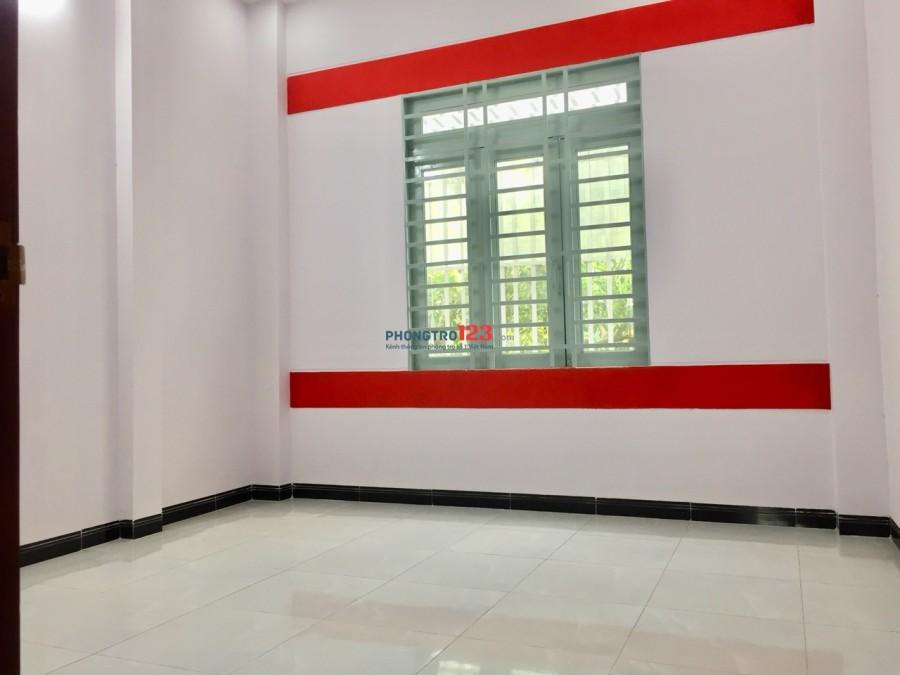 Cho thuê nhà mặt tiền 586 Hoàng Văn Thụ - Ngã tư Bảy Hiền, 4x20 Tr 1Lau 170m 27.8tr