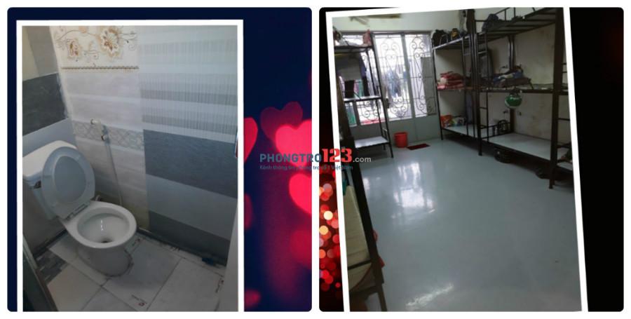 Phòng trọ KTX giường tầng máy lạnh cho thuê giá rẻ chỉ 450k Tháng
