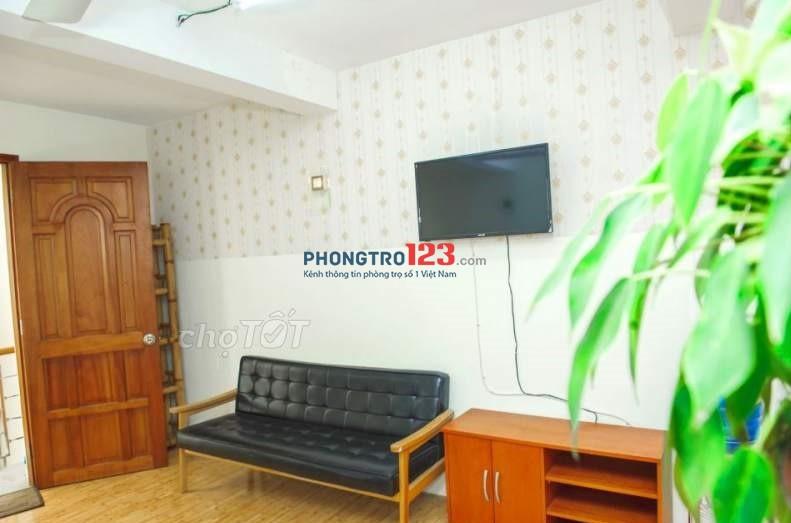 Cho thuê phòng cao cấp gần cầu ông Lãnh, Quận 4, Đường Khánh Hội