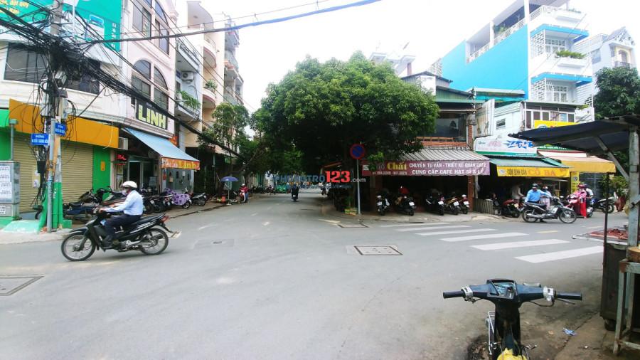 Cho thuê nguyên căn góc 2MT Nguyễn Bỉnh Khiêm, P5, Bình Thạnh