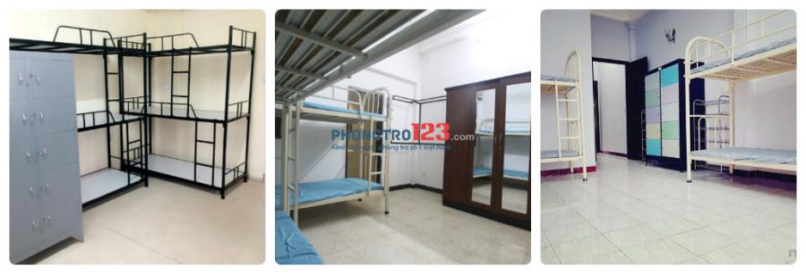 Ở ghép ktx-450k/th-máy lạnh wifi-Tân Bình