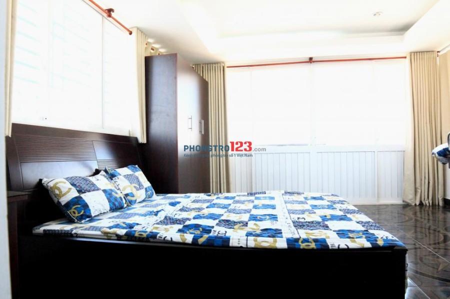 Phòng sắp trống, đầy đủ nội thất giá rẻ ngay Lý Chính Thắng, Q.3