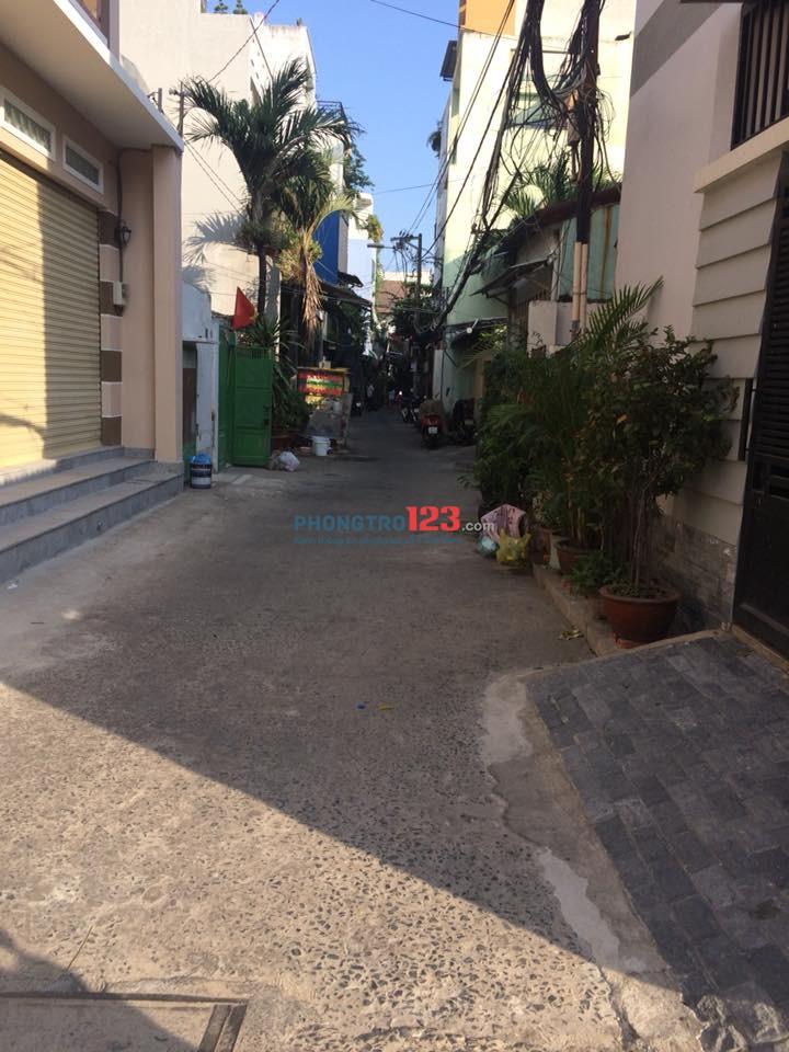 Cho thuê phòng tại 224/1/8 Ung Văn Khiêm, P.25, quận Bình Thạnh