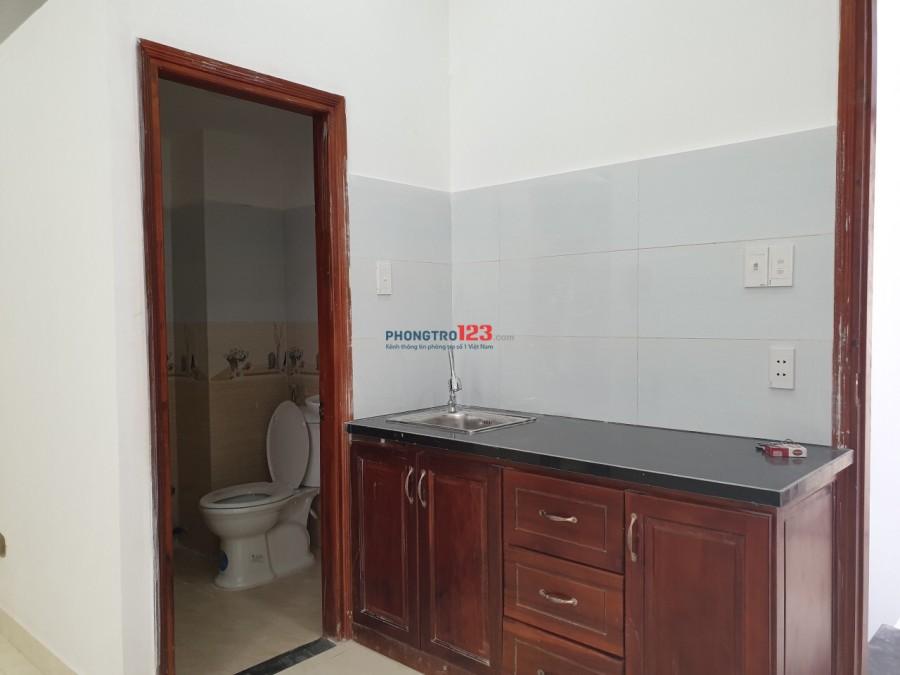 Cho thuê phòng trọ mới xây, P.Linh Trung, Q.Thủ Đức, 22m2