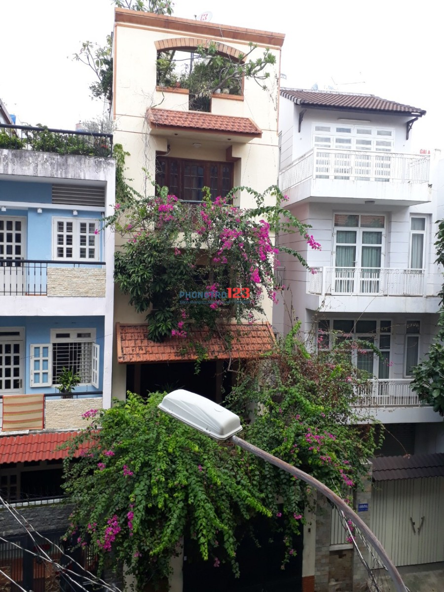 Cho thuê nhà nguyên căn chính chủ Ngô Thị Thu Minh