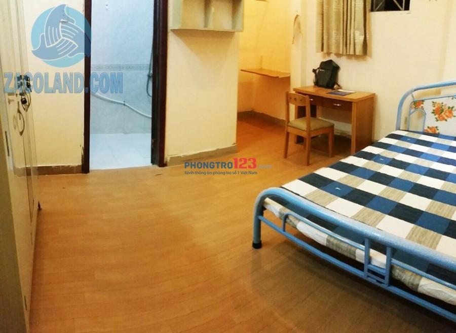 Cho thuê phòng trọ cao cấp, full nội thất, kệ bếp, tại Đào Duy Anh, Quận Phú Nhuận
