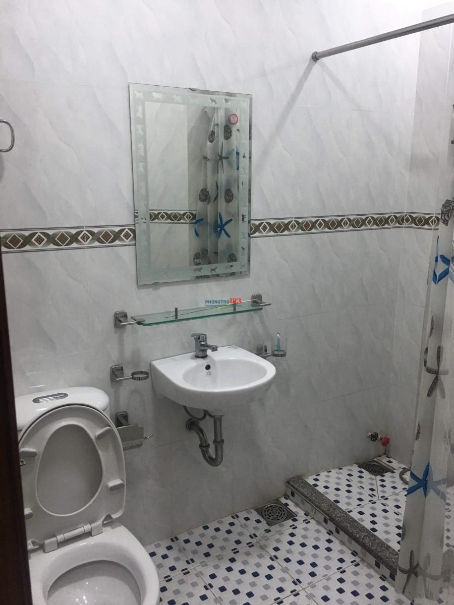 Cho thuê phòng trọ tiện nghi Phú Nhuận
