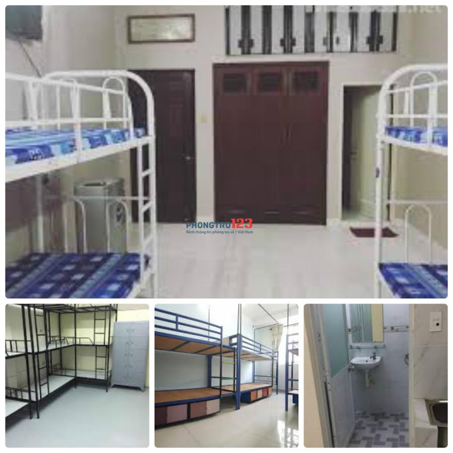 Cho thuê phòng KTX máy lạnh 450k ở Tân Bình