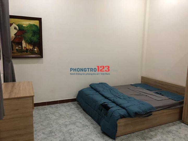 Phòng mới xây, tự do giờ giấc, có máy giặt, giáp quận 1 - Hồ Văn Huê, Phú Nhuận