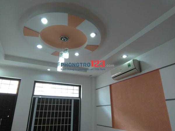 Cho thuê phòng trọ cao cấp tại Đường Nguyễn Hữu Cảnh, Bình Thạnh, diện tích 34m2, giá 5 Triệu/tháng