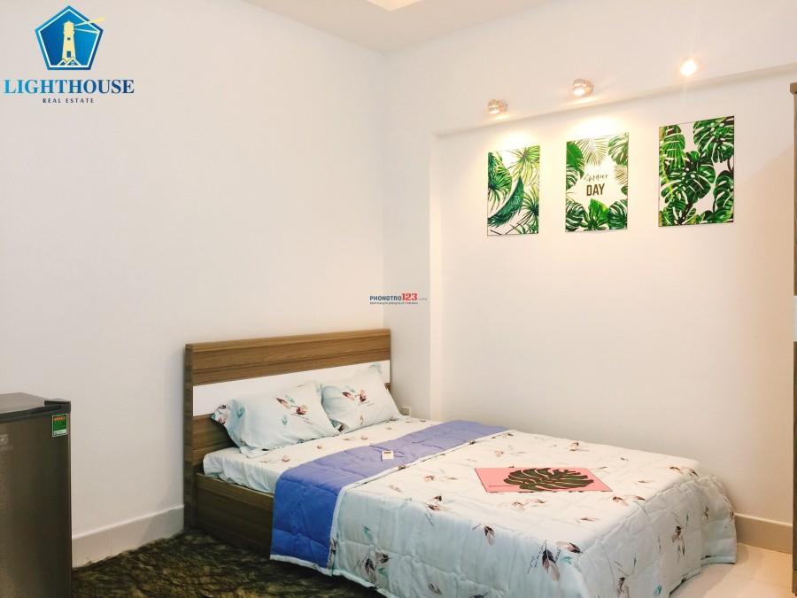 Cho thuê phòng ngay Ngã tư Phú Nhuận, đường Hoàng Văn Thụ