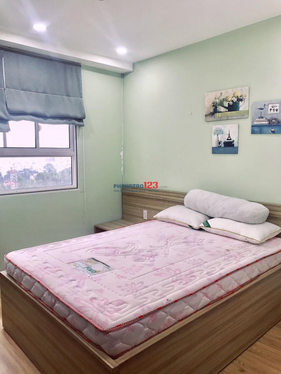 Cho thuê gấp căn hộ cao cấp Botanica 99m2 3PN, nội thất như hình