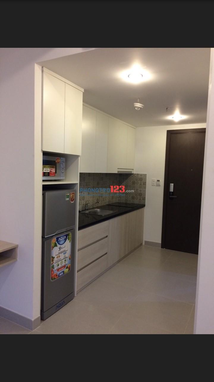 Cho thuê gấp căn 32m2, offictel Orchard Garden, bao phí quản lý