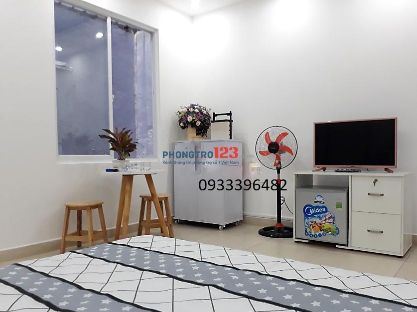 Cho thuê phòng cao cấp trung tâm quận Tân Bình, ngay sân bay Tân Sơn Nhất