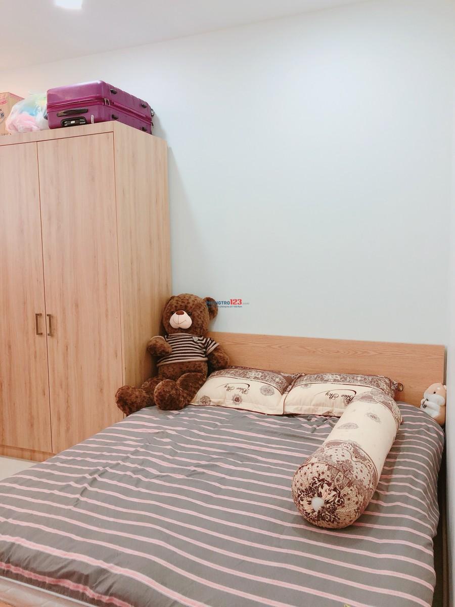 Cần tìm 1 nữ ở ghép phòng VIP mới, đầy đủ nội thất ở Thành Thái, Quận 10