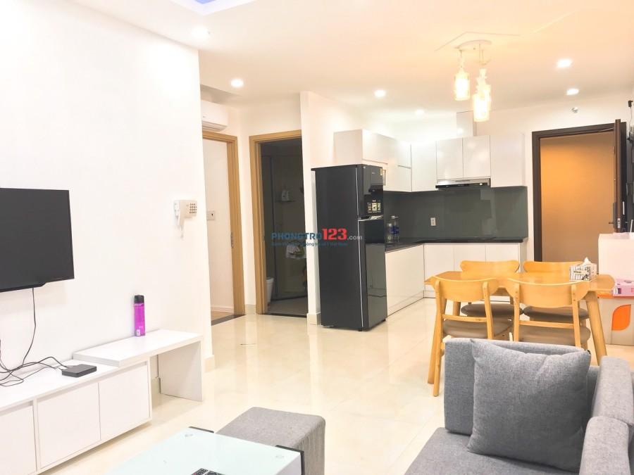 Đi công tác xa cần cho thuê căn The Botanica 73m2, 2 phòng ngủ, 2 WC Phổ Quang-Tân Bình