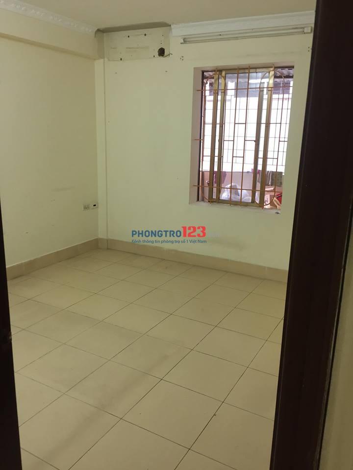 Cho thuê văn phòng/ chung cư đường Nguyễn Văn Cừ, Hà Nội