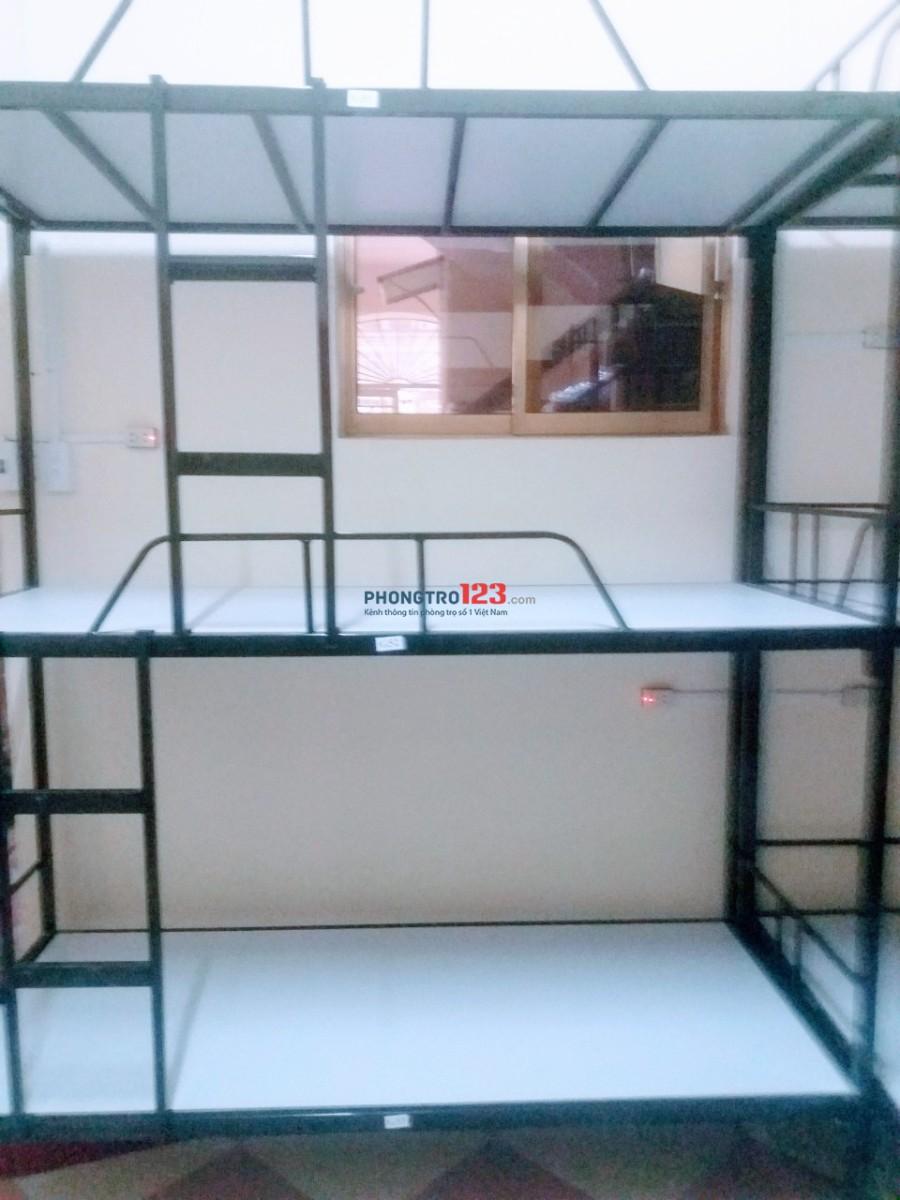 Cho thuê KTX máy lạnh giá rẻ 450k tại bình thạnh