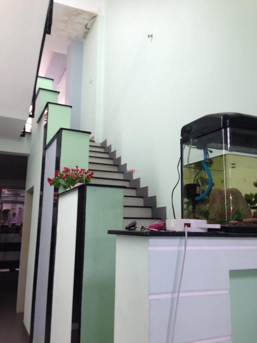 Phòng trọ mới Thủ Đức giáp ranh Bình Thạnh