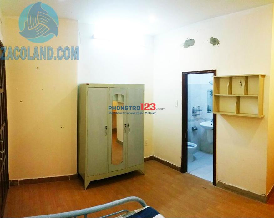 Phòng trọ mới xây, full nội thất gần Hồ Văn Huê giao Nguyễn Kiệm