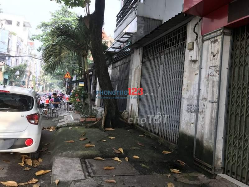Nhà cho thuê ngay Lê Niệm nguyên căn - khu dân cư đông đúc - mặt tiền 8m