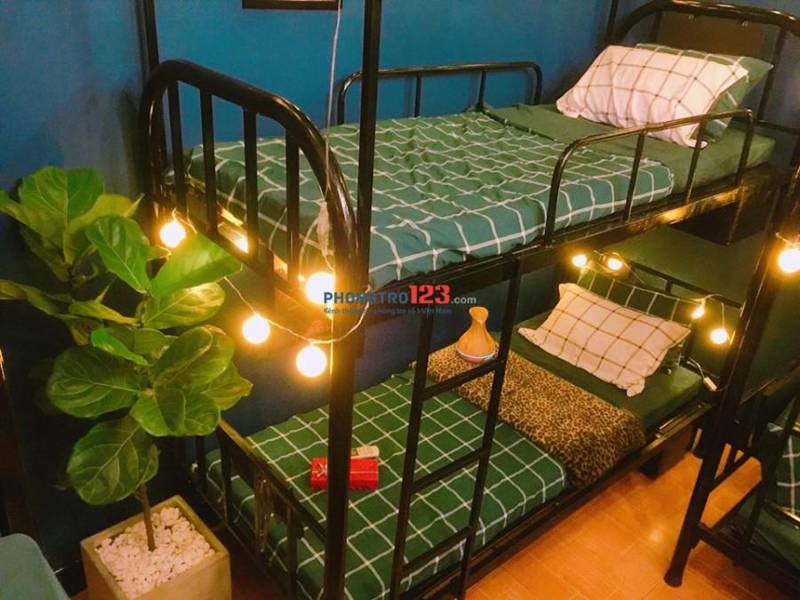 Homestay KTX cao cấp cho thuê dài hạn, giá 1tr5 full tiện ích