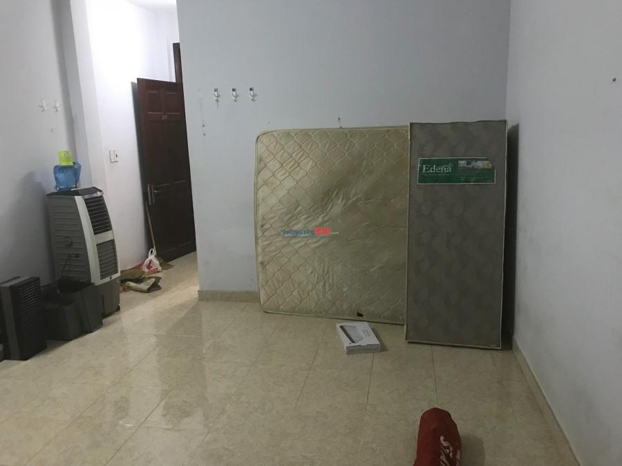 Cho thuê phòng trọ an ninh Quận 2 ngay chân cầu Sài Gòn