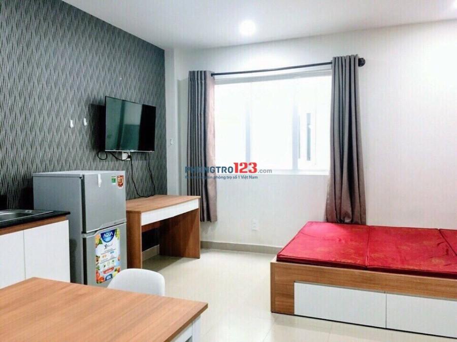 Cho thuê phòng trọ Nguyễn Thị thập