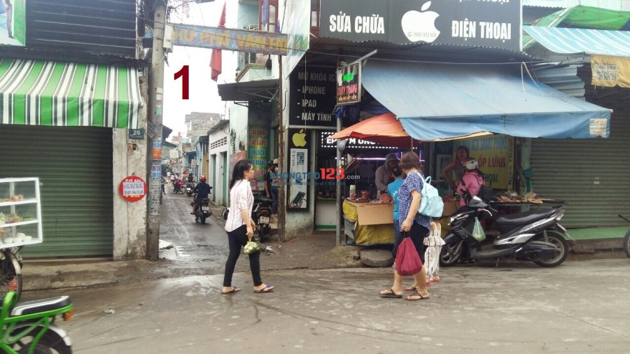 Cần sang lại khu dãy nhà trọ chợ Long Bình, đường Hoàng Bá Bích, Long Bình, Biên Hòa, Đồng Nai