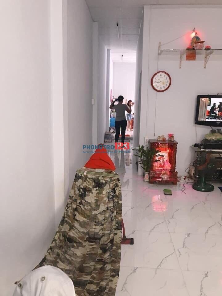 Cho thuê nhà ngã 4 QL 50 - Nguyễn Văn Linh