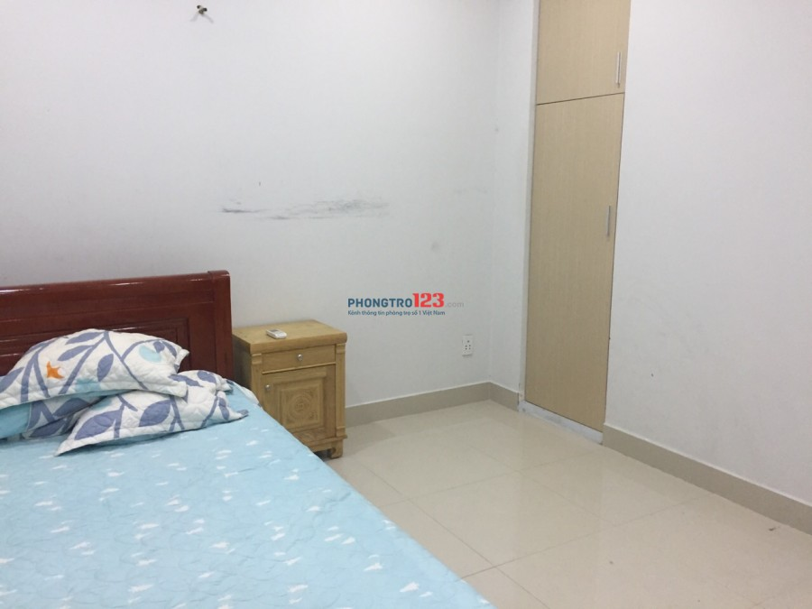Cho thuê phòng mặt tiền Nguyễn Văn Đậu, Bình Thạnh
