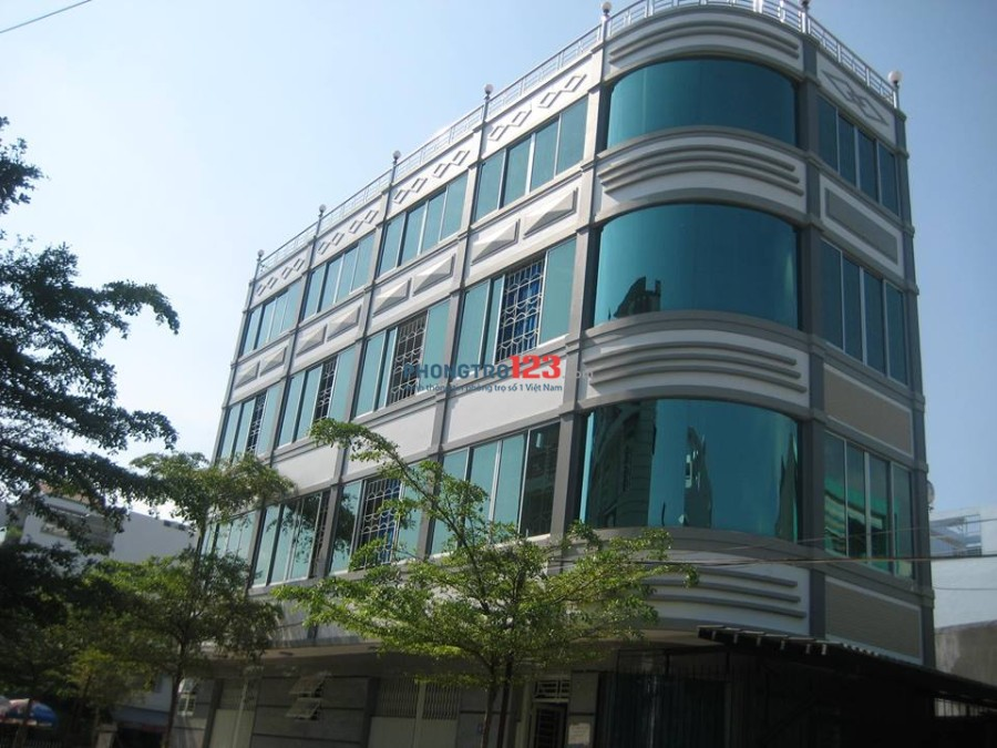 Cho cán bộ, công nhân viên, sinh viên nữ thuê phòng cuối đường Nơ Trang Long chợ Cầu Đỏ