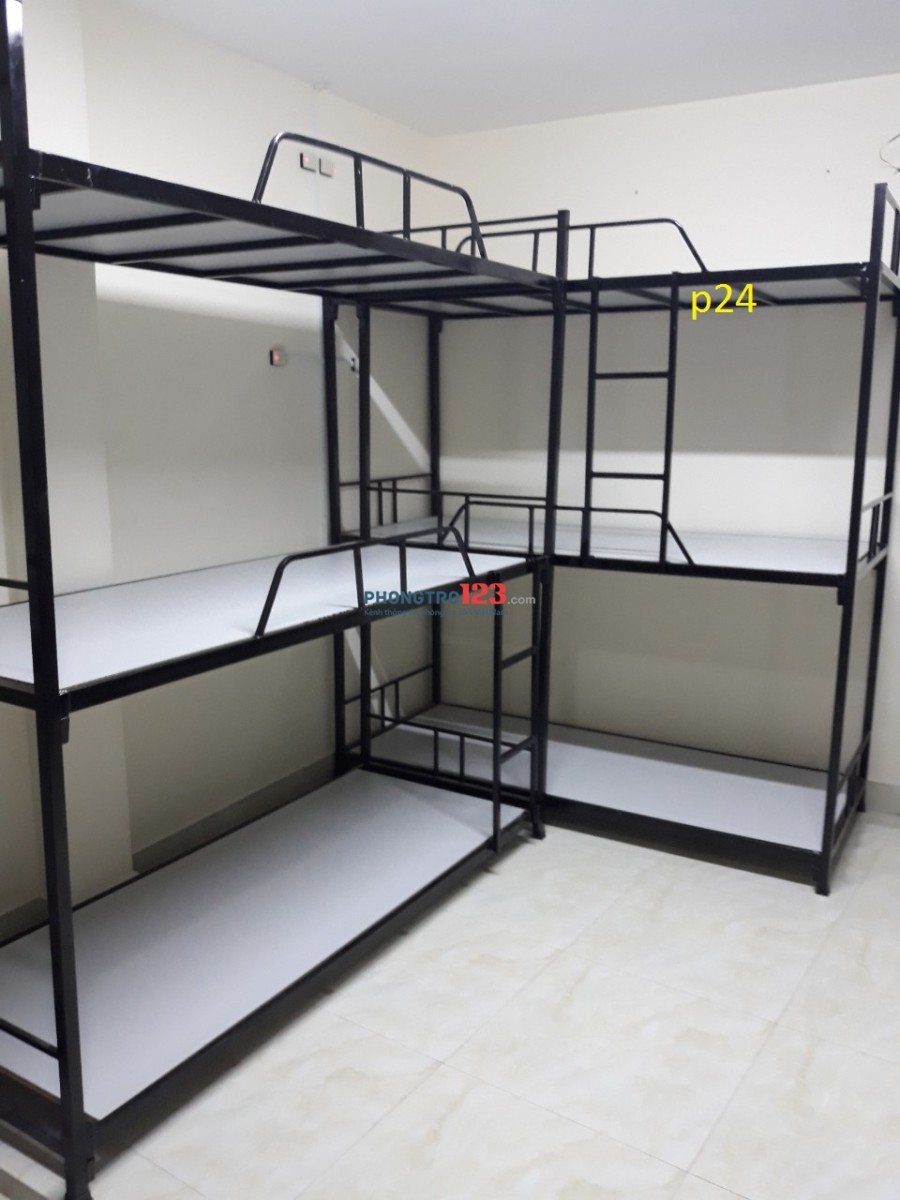 Phòng trọ, ktx máy lạnh nằm ngay trung tâm các trường đại học tại Phú Nhuận cho thuê giá rẻ