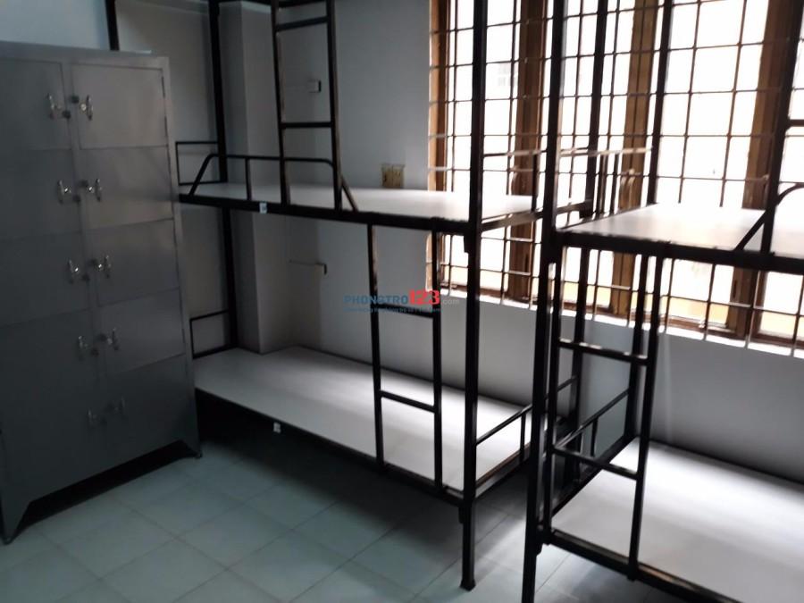 Ở ghép KTX máy lạnh gần ĐH HuTech - đường Ung Văn Khiêm giá 450k/tháng
