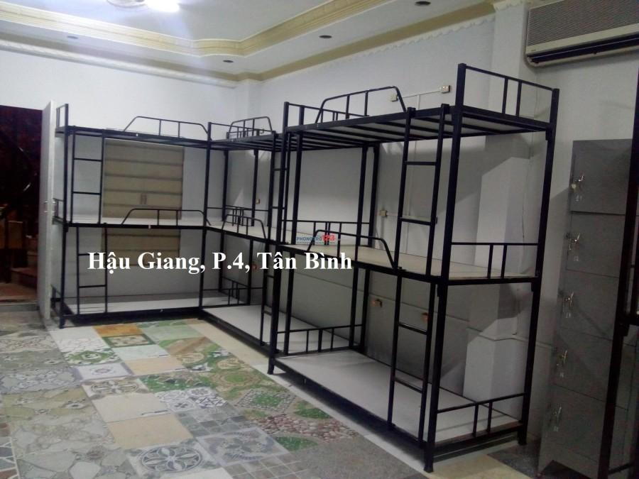 Phòng trọ KTX Tân Bình máy lạnh giá rẻ 450k cho thuê