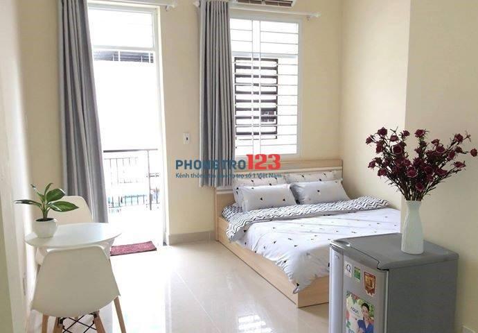 Cho thuê phòng đầy đủ tiện nghi, gần cảng Sài Gòn, trung tâm Quận 4