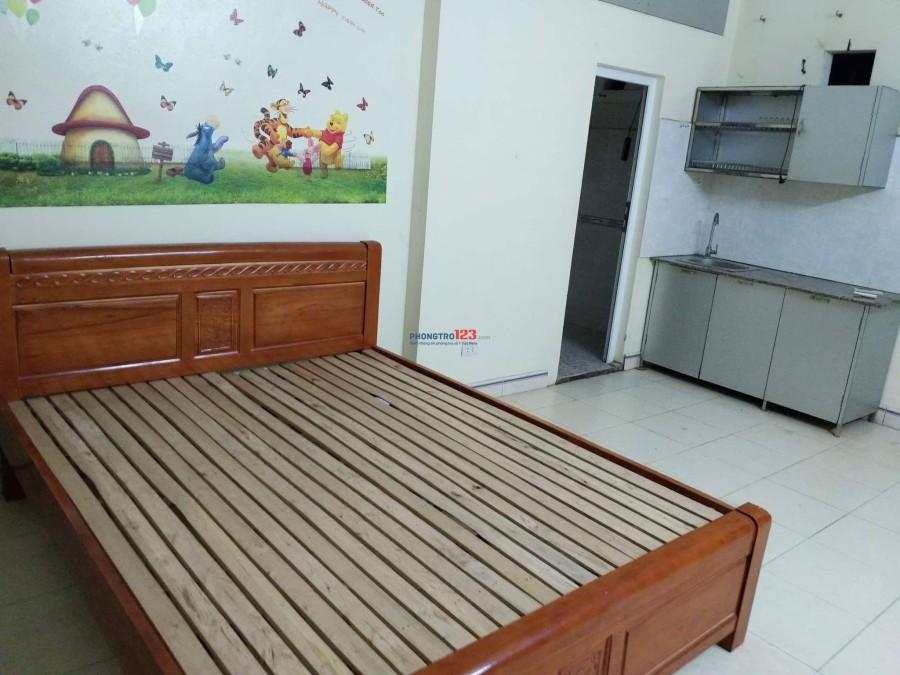 Cho thuê căn hộ ccmn 25m2 full đồ 3tr/tháng