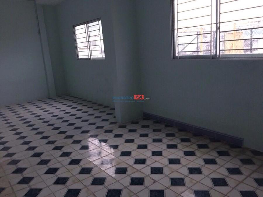 Cho thuê phòng trọ ngay Phan Văn Trị, Quận 1