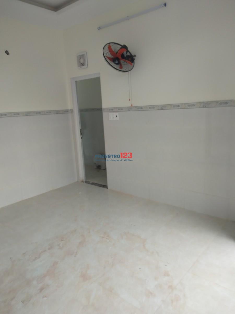 Cho thuê phòng tại Tân Phú, sát ĐH Công nghiệp Thực Phẩm, hẻm ô tô